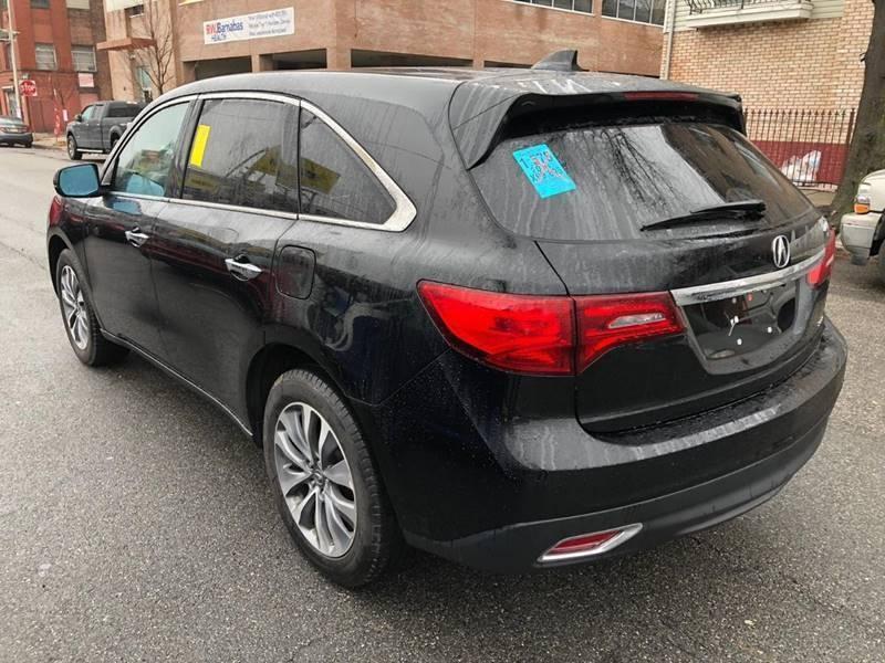 Acura MDX 2016 price $500