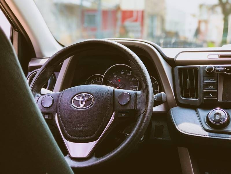 Toyota RAV4 2016 price $499