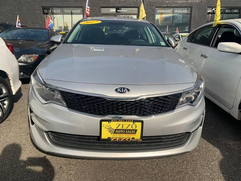 Kia Optima 2017 price $999