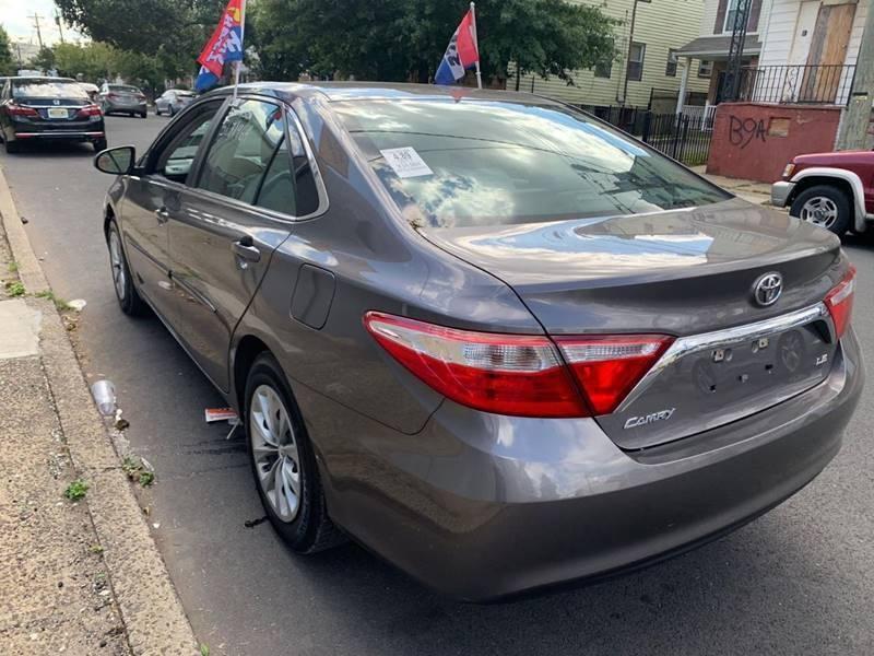Toyota Camry 2017 price $999