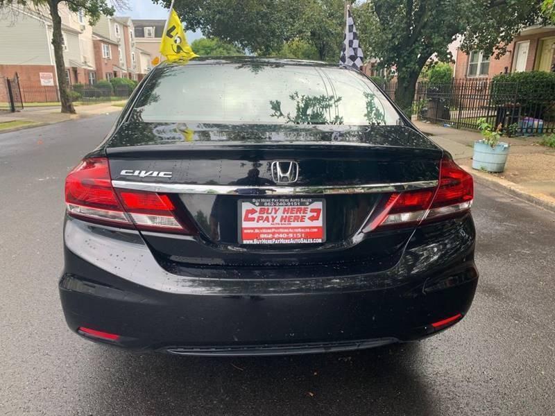 Honda Civic 2013 price $999