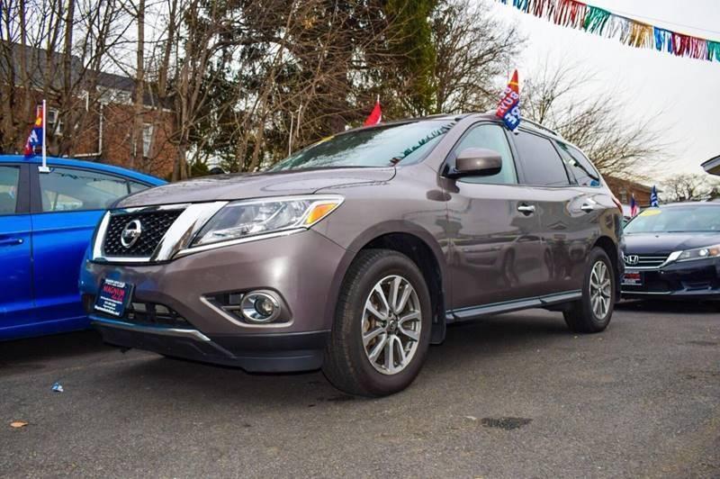 Nissan Pathfinder 2014 price $999