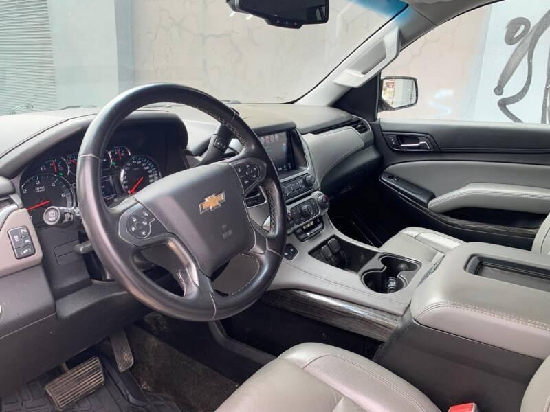 Chevrolet Tahoe 2016 price $500