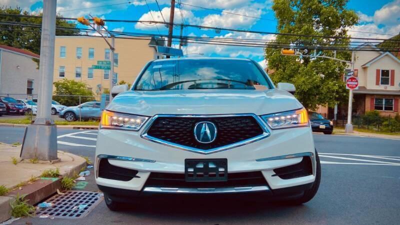 Acura MDX 2017 price $500