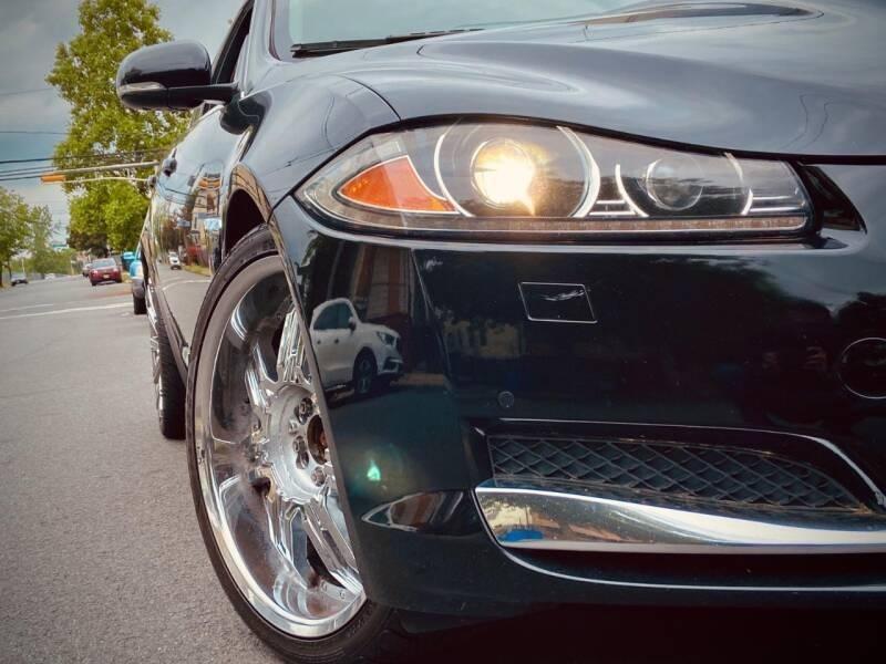 Jaguar XF 2013 price $499