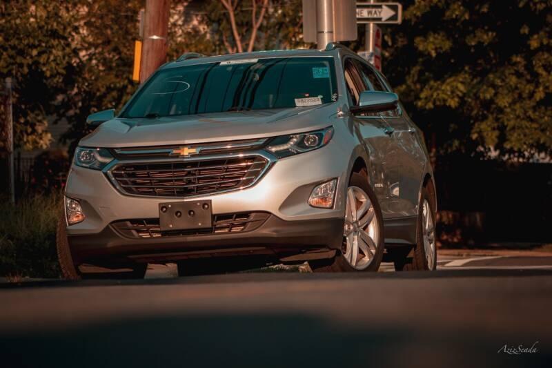 Chevrolet Equinox 2018 price $500