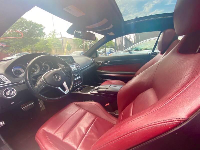 Mercedes-Benz E-Class 2014 price $999