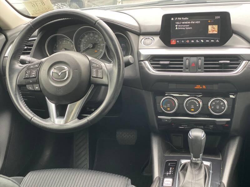 Mazda MAZDA6 2016 price $499