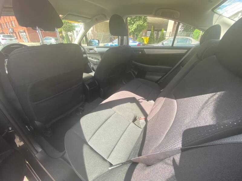 Subaru Legacy 2017 price $499