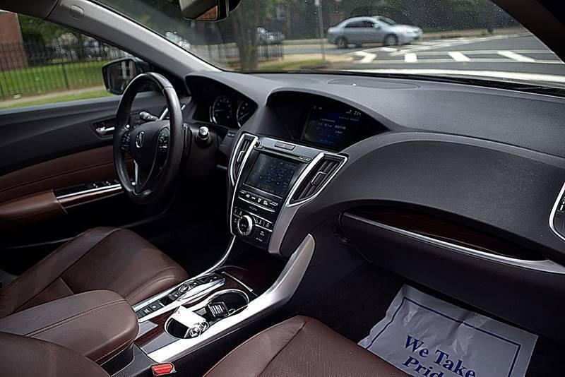 Acura TLX 2016 price $500