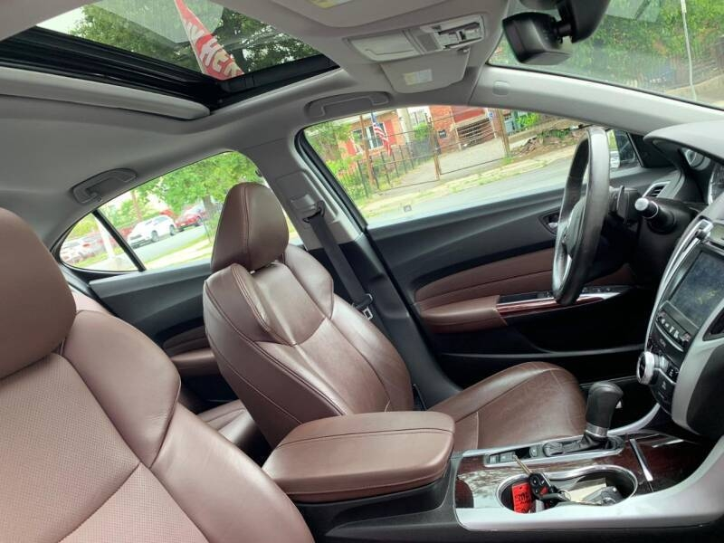 Acura TLX 2017 price $500