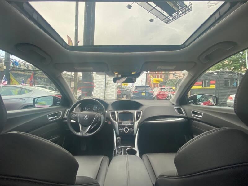 Acura TLX 2018 price $500
