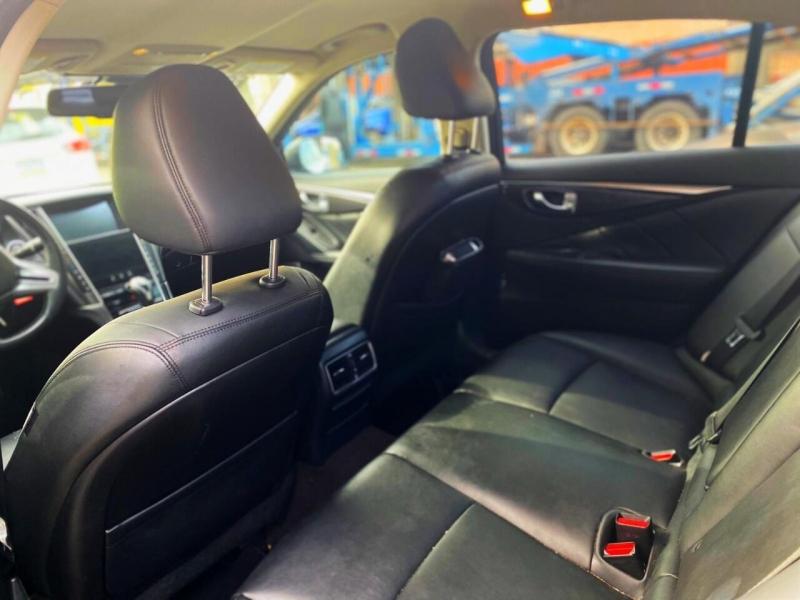 Infiniti Q50 2018 price $999