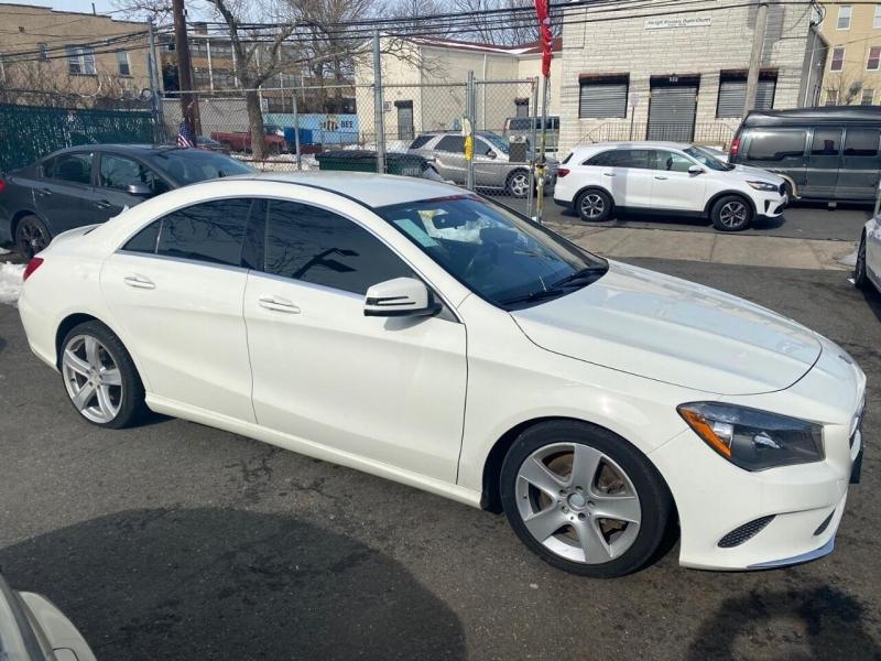 Mercedes-Benz CLA 2018 price $999
