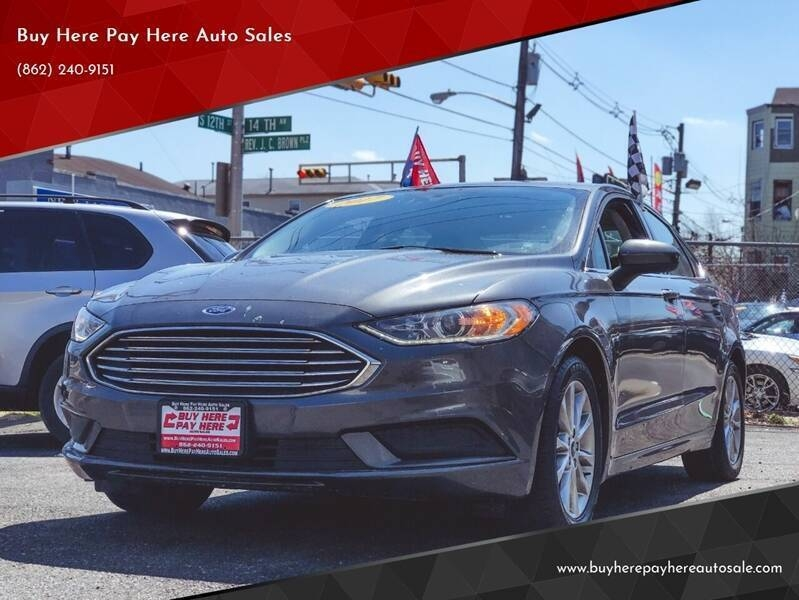 Ford Fusion 2016 price $500