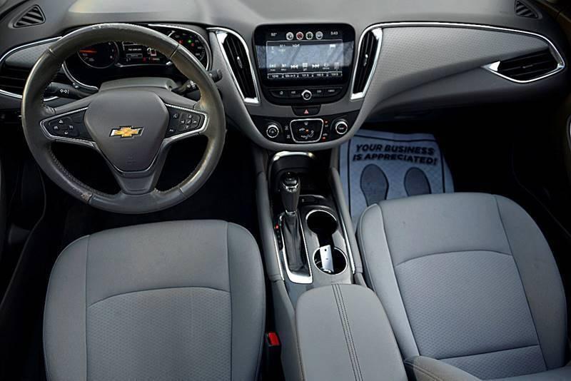 Chevrolet Malibu 2016 price $500