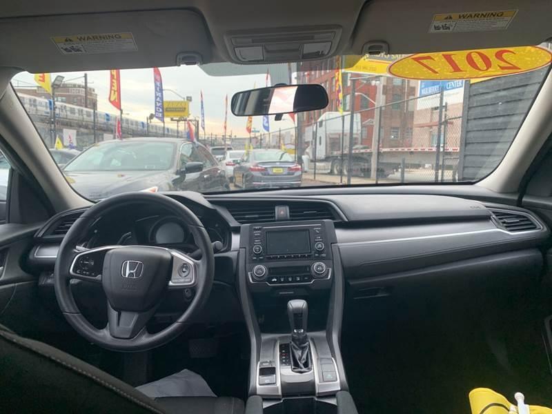Honda Civic 2017 price $999