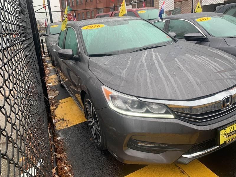 Honda Accord 2016 price $999