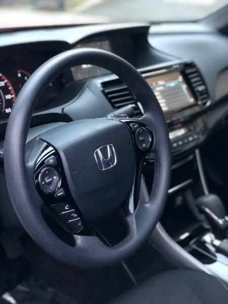 Honda Accord 2017 price $499