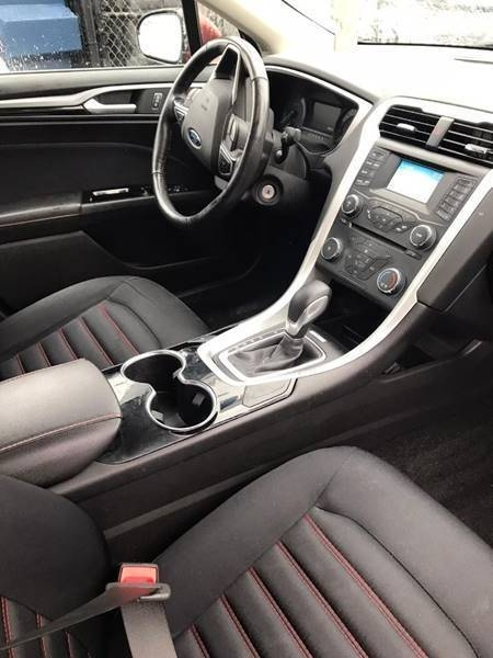 Ford Fusion 2014 price $500