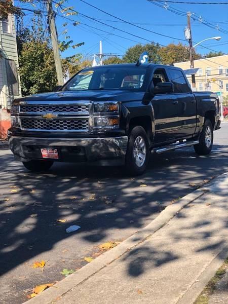 Chevrolet Silverado 1500 2015 price $500
