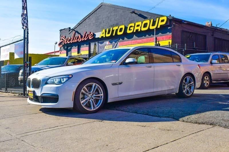 BMW 7 Series 2013 price $500