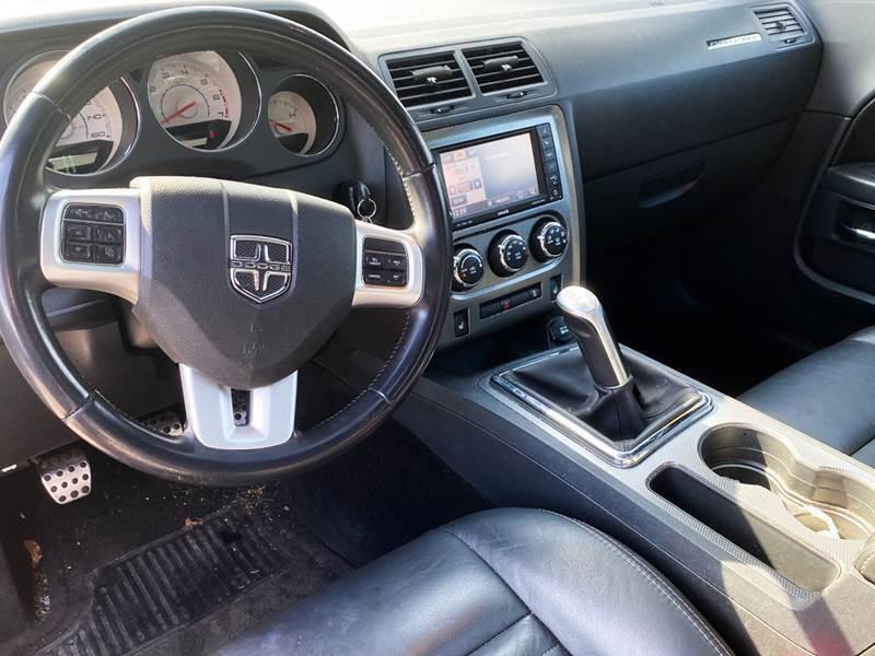 Dodge Challenger 2013 price $500