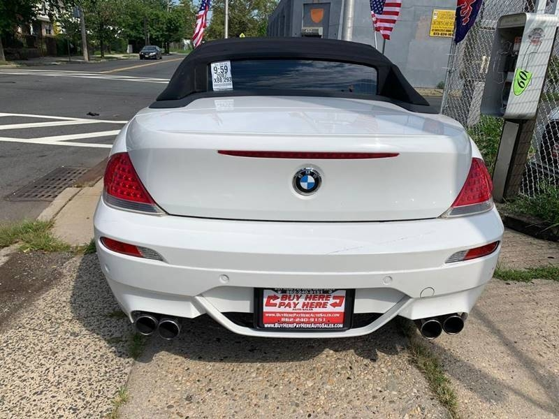 BMW M6 2007 price $500