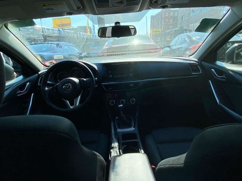 Mazda MAZDA6 2015 price $499