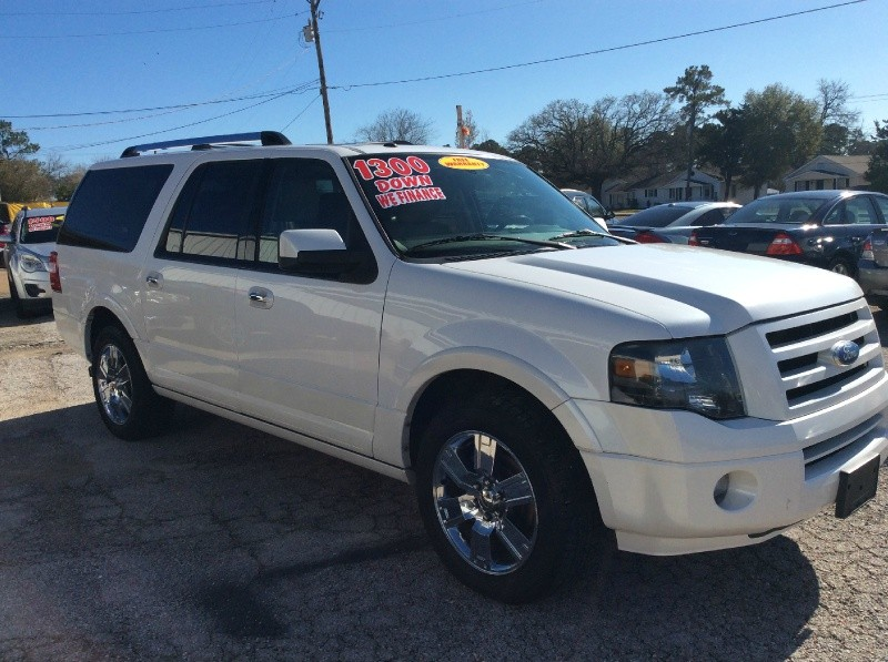 Ford Expedition EL 2010 price 900down