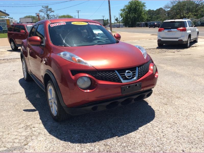 Nissan JUKE 2011 price 1600down