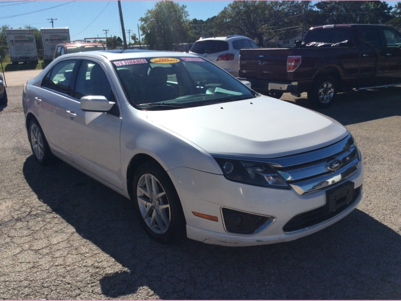 Ford Fusion 2010 price 900down