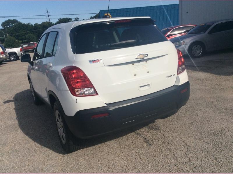Chevrolet Trax 2015 price 2500down