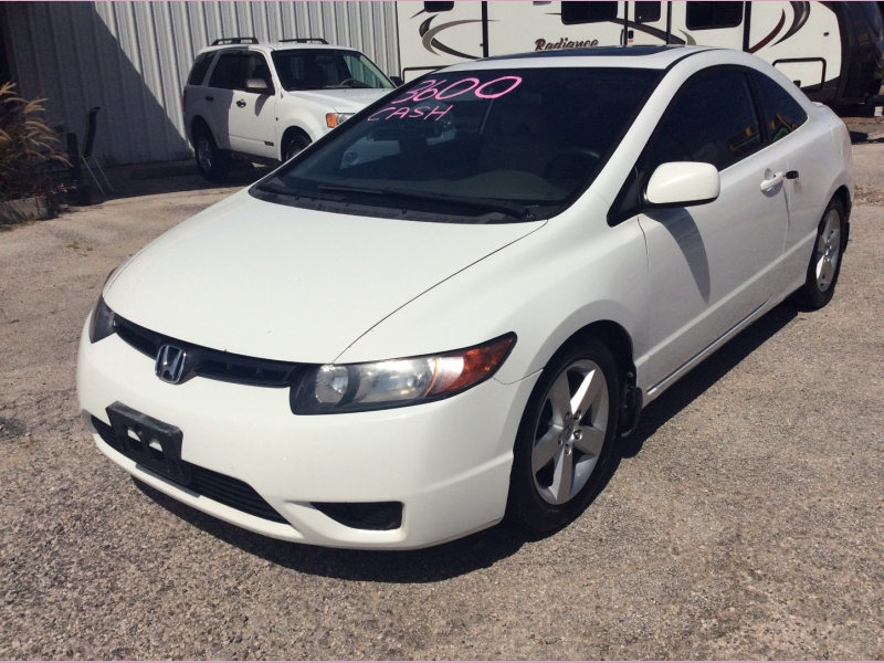 Honda Civic Cpe 2007 price 3600cash