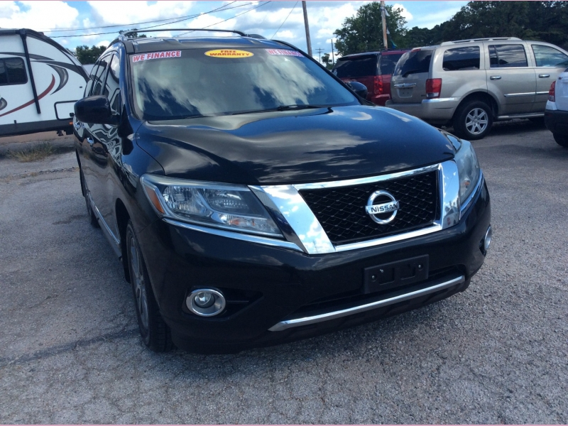 Nissan Pathfinder 2014 price 1500down