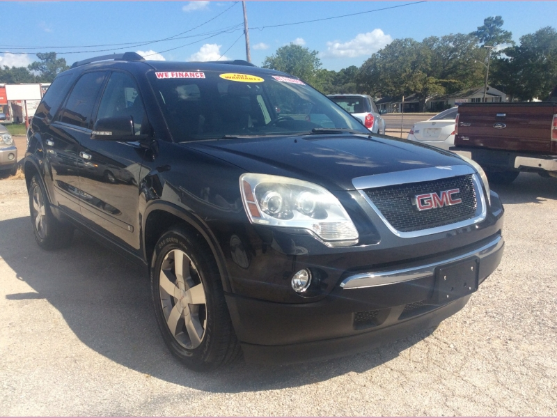 GMC Acadia 2010 price 1200down
