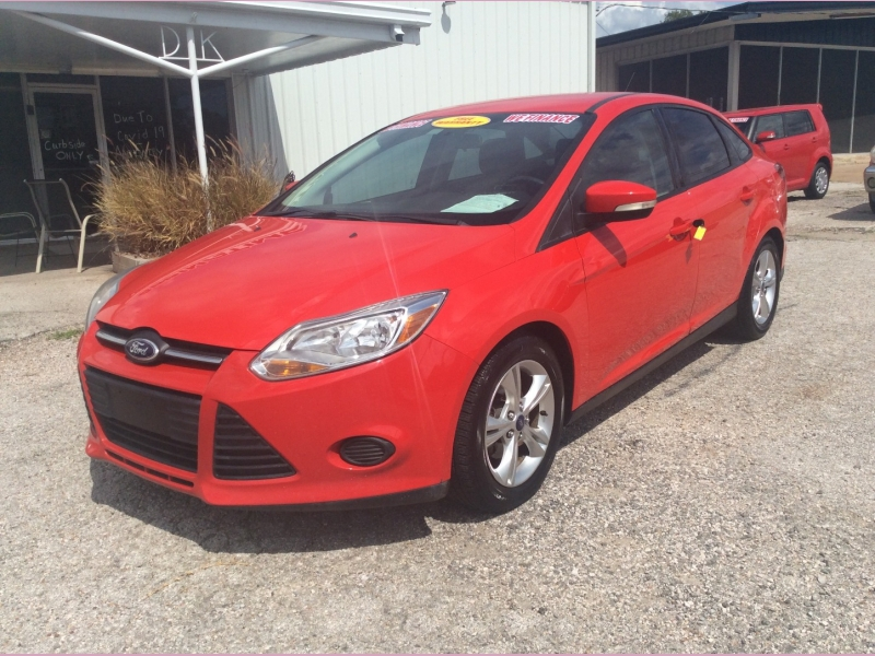 Ford Focus 2014 price 1100DOWN