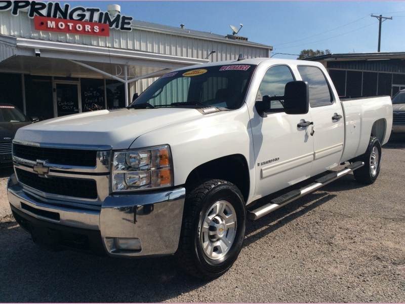 Chevrolet Silverado 2500HD 2009 price 2000 down