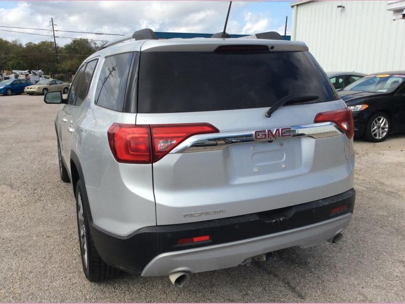 GMC Acadia 2017 price 3500down