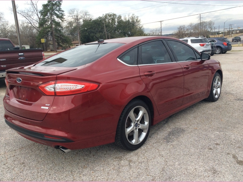 Ford Fusion 2014 price 1400down