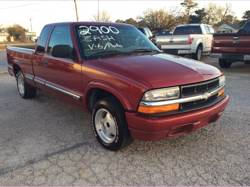 Chevrolet S-10 2001 price 2900cash