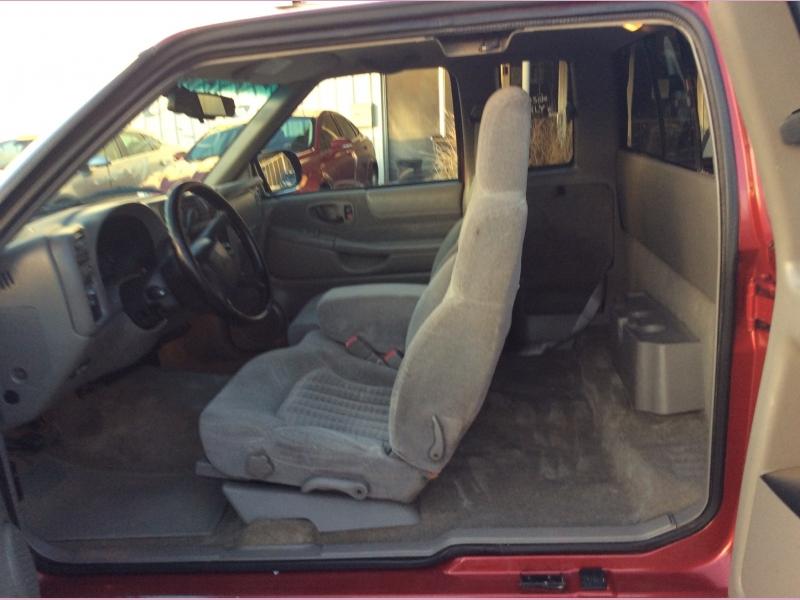Chevrolet S-10 2001 price 2900cash