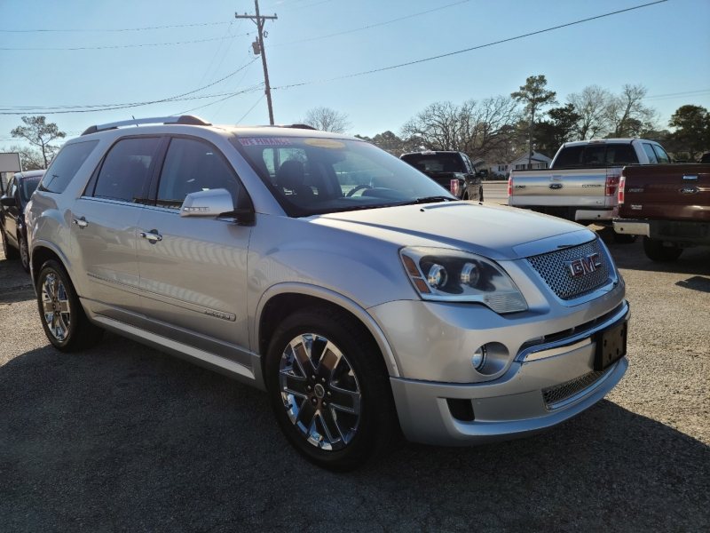GMC Acadia 2012 price 2000down