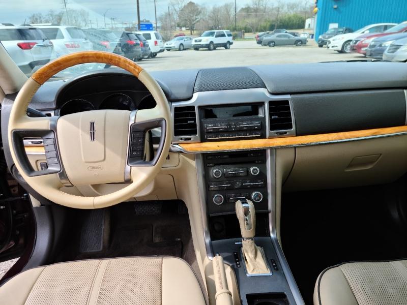 Lincoln MKZ 2011 price 1600down