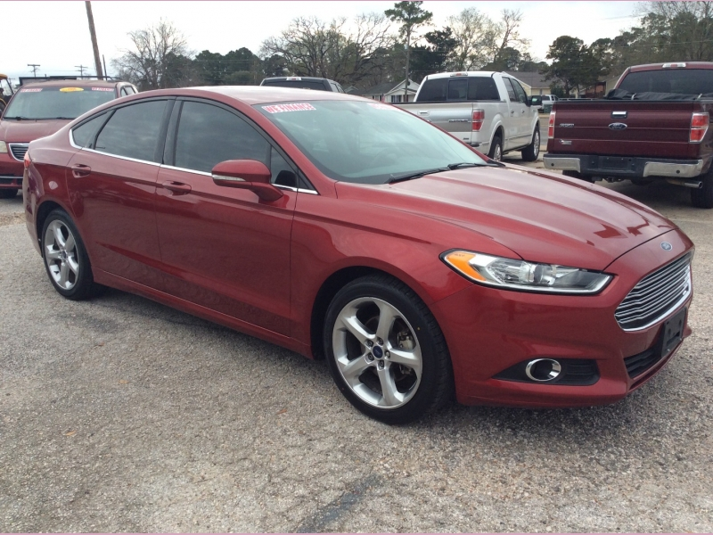 Ford Fusion 2015 price 2000down
