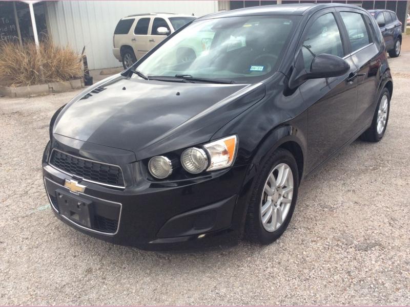 Chevrolet Sonic 2016 price 1500down