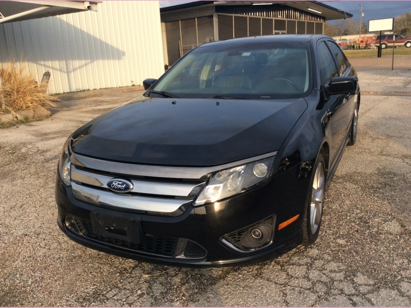 Ford Fusion 2012 price 1200down