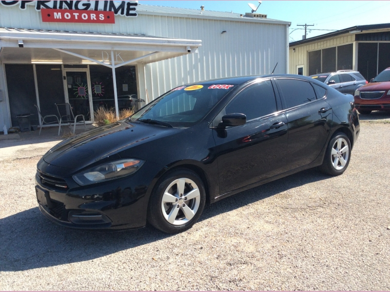 Dodge Dart 2015 price 1600down