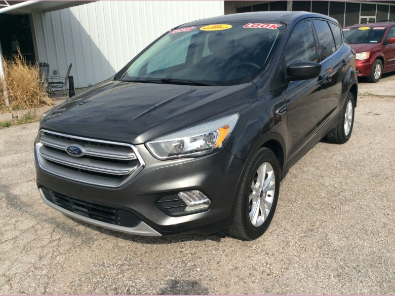 Ford Escape 2017 price 2600down