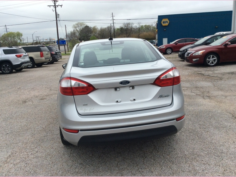 Ford Fiesta 2016 price 1600down